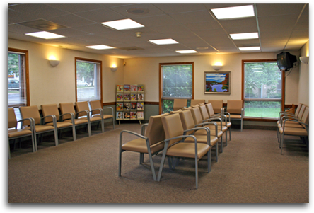 Altoona OB/GYN Associates, Inc. Waiting Room